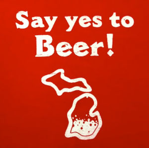 yes to beer
