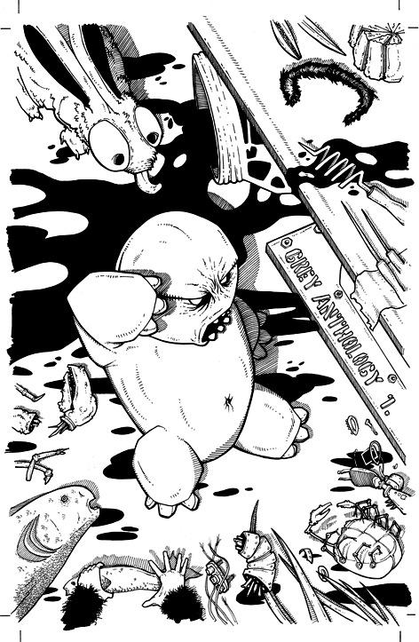 Grey Anthology Fetus-X